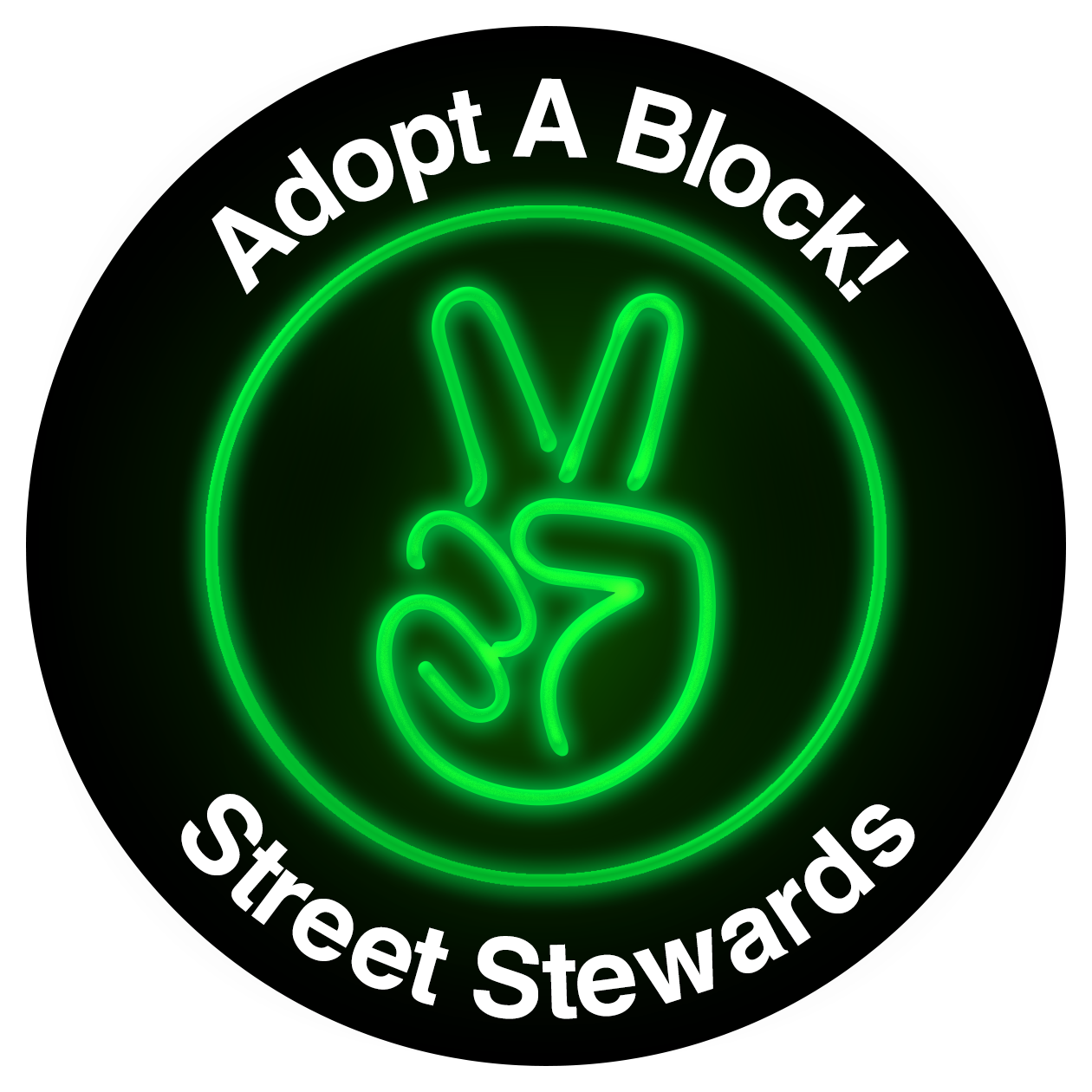 Buy a Street Stewards sticker